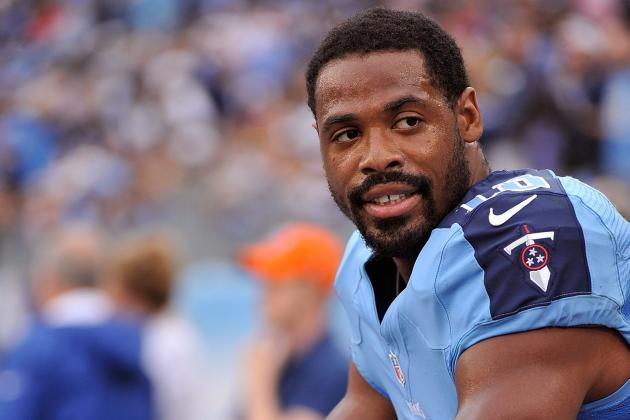 Kenny Britt's Father Calls Tennessee Titans Receiver Too Loyal