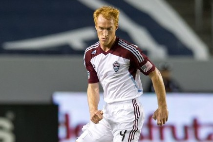 Rapids Deal Larentowicz to Fire for 1st-Round Pick and Allocation