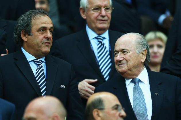 Michel Platini Should Succeed Sepp Blatter as FIFA President