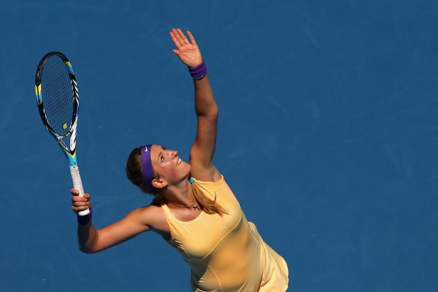 Australian Open 2013 TV Schedule: Complete Listings for Day 4 Action
