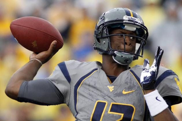 Chip Kelly Hire Puts All QB Options, Including Geno Smith, on Eagles' Table