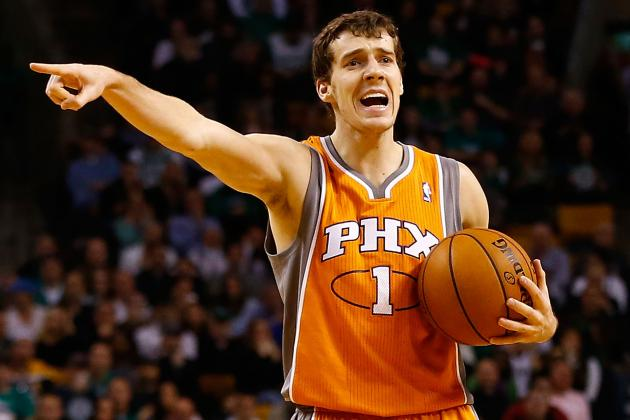 Goran Dragic Up Against Long Line of Elite Suns Point Guards