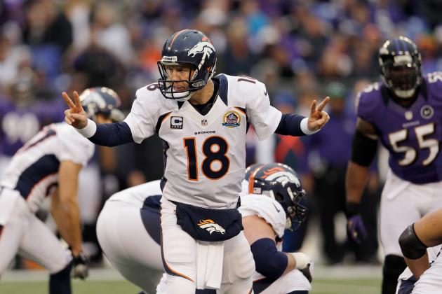 NFL MVP 2013: Peyton Manning and Adrian Peterson Should Share Coveted Award