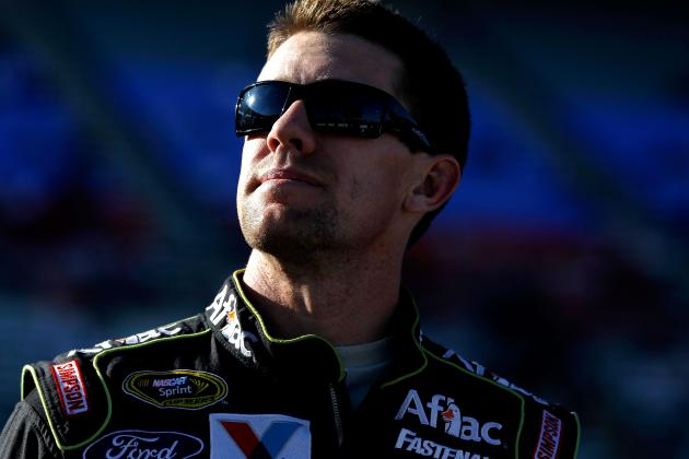NASCAR 2013 Chase for the Sprint Cup Contender: Carl Edwards
