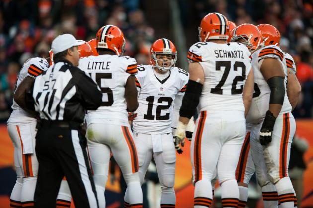Cleveland Browns Offensive Year in Review