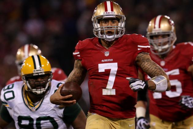 How Colin Kaepernick & the Pistol Offense Will Carry 49ers to the Title