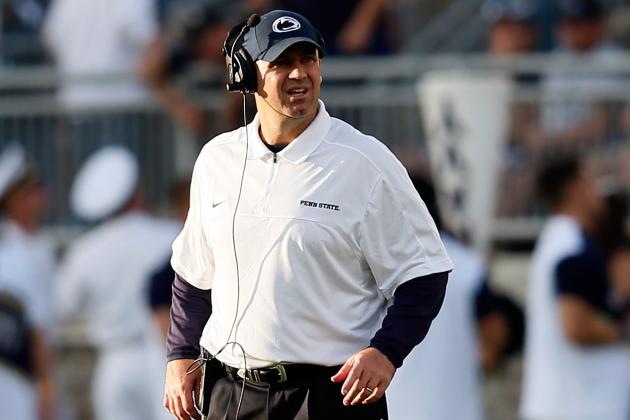 Joe Paterno's Legacy Getting Lost in Bill O'Brien'S Success at Penn State