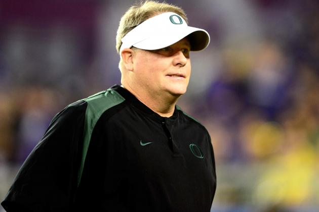 Did Chip Kelly Make Right Choice Leaving Ducks for Philadelphia Eagles?
