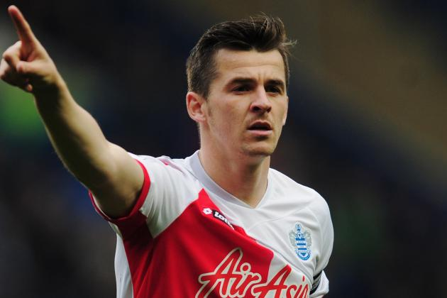 Joey Barton Apologizes for Twitter Outburst