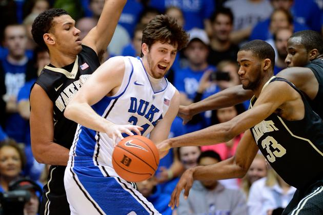 Duke Basketball: Why Losing Ryan Kelly Won't Hurt Blue Devils in Long Run