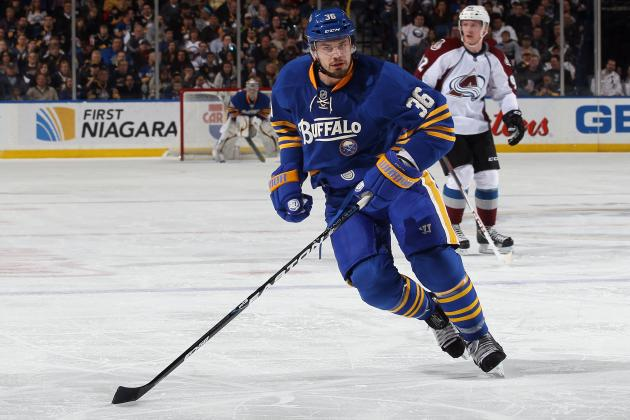 Sabres' Kaleta Benefitted from Lockout