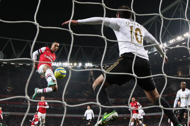 Arsenal V Swansea : 16th Jan 2013 | Report