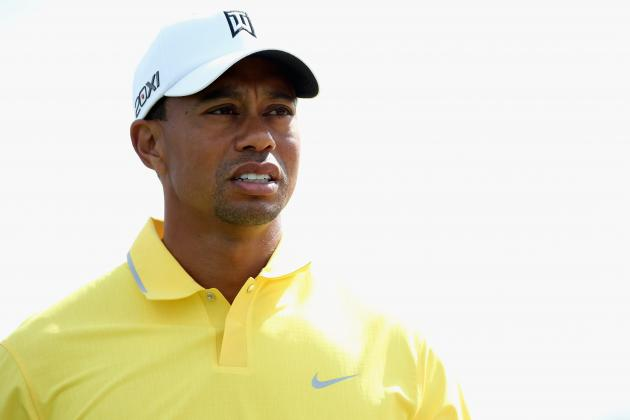 Rumor: Tiger Woods May Be Dating Ski Bunny Lindsey Vonn