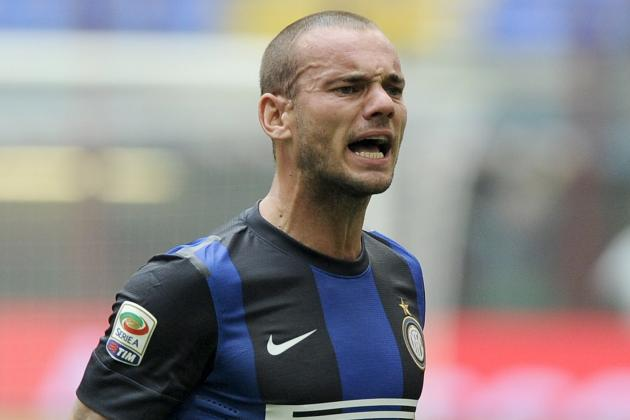 Wesley Sneijder: Dutch Star Has Right to Take His Time in Transfer Window