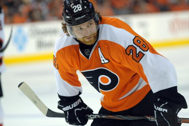 Breaking Down Why Claude Giroux and Henrik Zetterberg Will Be Great NHL Captains