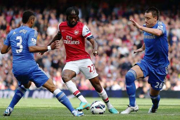 Chelsea vs. Arsenal: Date, Time, Live Stream, TV Info and Preview