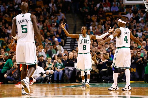 New Orleans Hornets vs. Boston Celtics: Live Score, Results and Game Highlights
