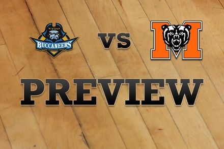 East Tennessee State vs. Mercer: Full Game Preview
