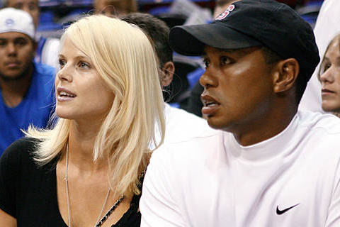Report: Tiger Wants to Remarry Elin