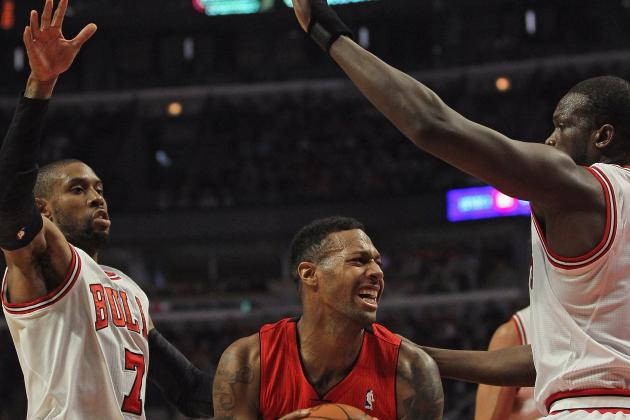 Chicago Bulls vs. Toronto Raptors: Live Score, Results and Game Highlights