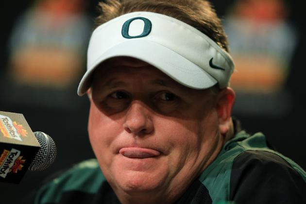 Oregon Football Sanctions: Departure of Chip Kelly Adds to Concerning Future