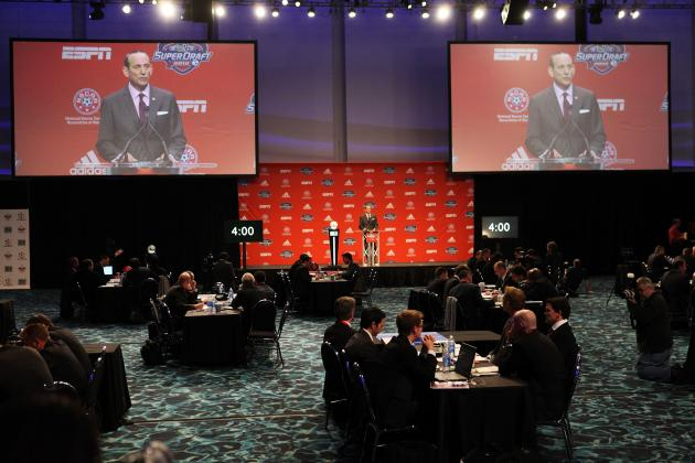 Toronto FC Trade No. 1 Overall Pick in MLS SuperDraft to New England Revolution