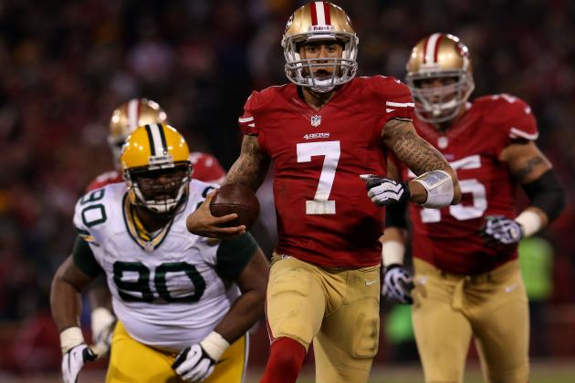 Falcons out to 'Blow Up' Colin Kaepernick