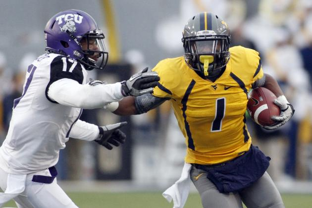 Grading the Big 12's 1,000-Yard Receivers
