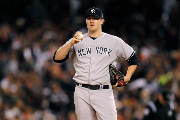 Yankees Sign Phil Hughes to 1-Year, $7.15M Contract