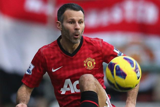 Sir Alex: Giggs Will Play on