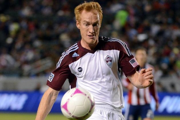 Fire Acquire Midfielder Jeff Larentowicz from Colorado Rapids