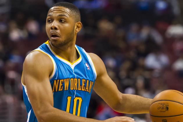 Eric Gordon out Tonight vs. Celtics