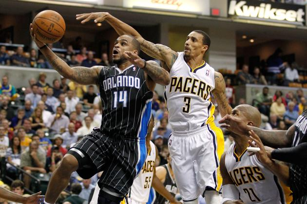 NBA Gamecast: Pacers vs. Magic