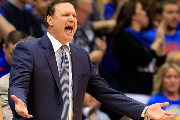Kansas' Bill Self to Be Inducted into Oklahoma Sports Hall of Fame
