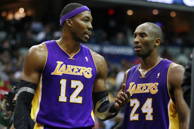Kobe Bryant Is Key to Dwight Howard's MVP Potential