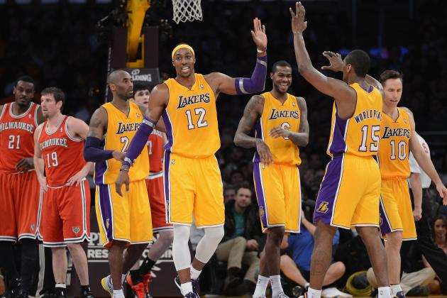 Will Dwight Howard Still Be a Laker at the End of the Season?