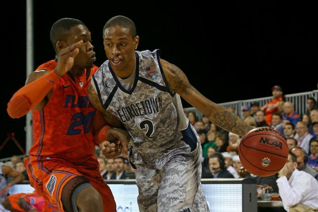 Georgetown Forward Greg Whittington Ruled Academically Ineligible