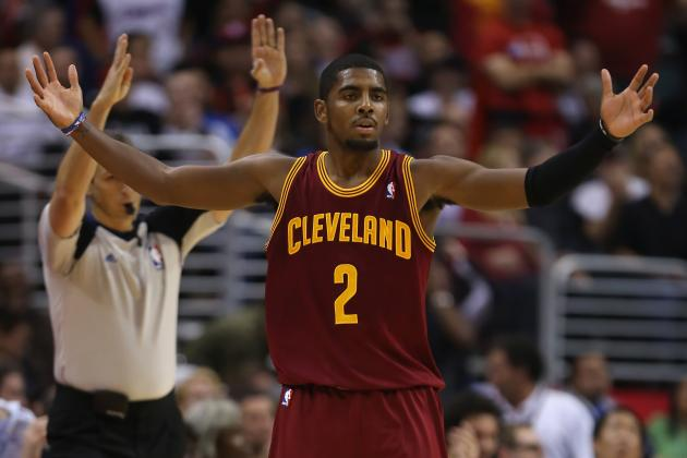NBA All-Star Game 2013: Kyrie Irving Will Steal the Show in Houston