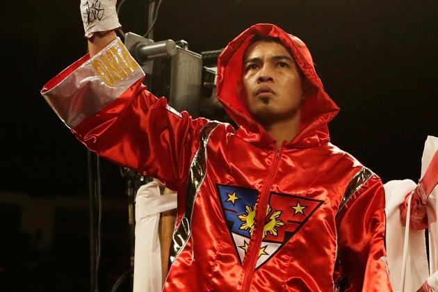 Donaire Likely to Fight in April