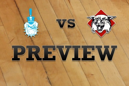 Citadel vs. Davidson: Full Game Preview