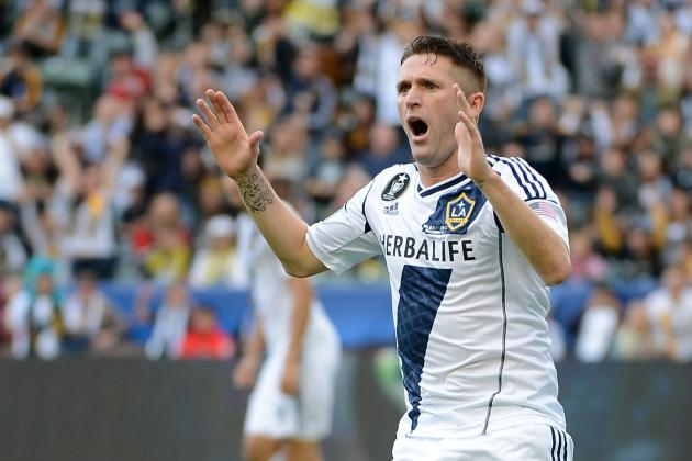 Keane Signs Contract Extension with Galaxy