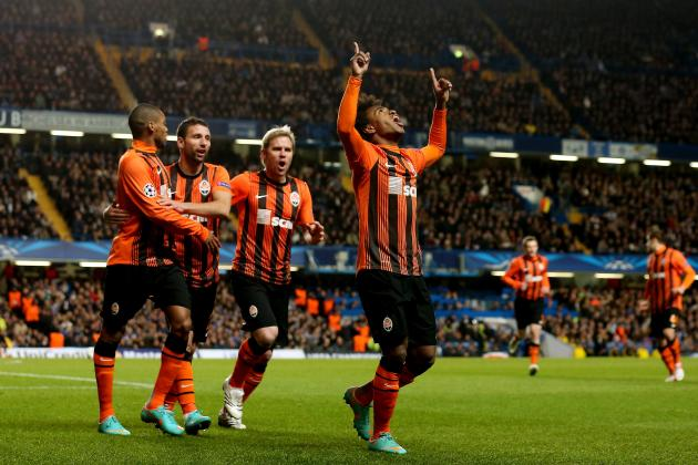 Willian: Why Shakhtar Donetsk Star Would Be a Great Addition for Chelsea