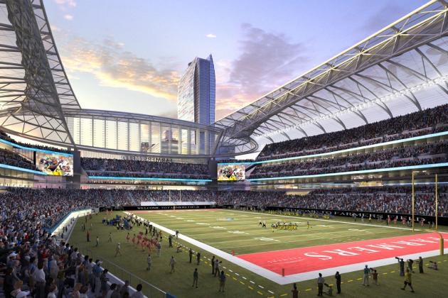 With Chargers out of Picture, Which Franchise Is Most Likely to Move to L.A.?