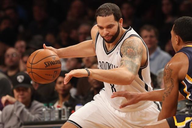NBA Gamecast: Nets vs. Hawks