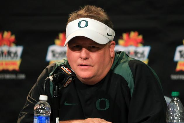 What Chip Kelly's Departure Means for Oregon's Offense in 2013