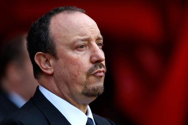 Rafa Benítez Subjected to More Boos as Chelsea Draw with Southampton