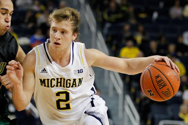Michigan May Use More Albrecht-Burke Lineup Combos