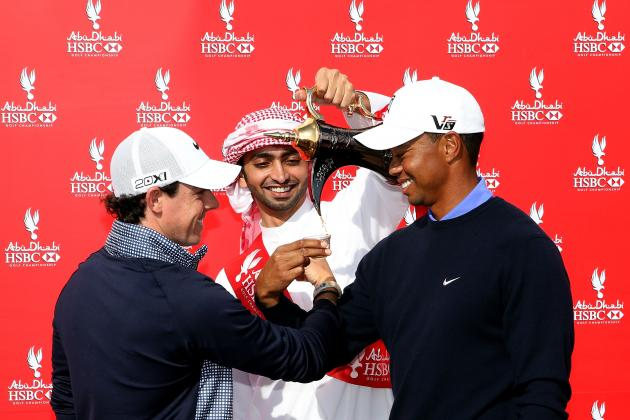 Abu Dhabi HSBC Golf Championship 2013: Tee Times, Date and TV Schedule
