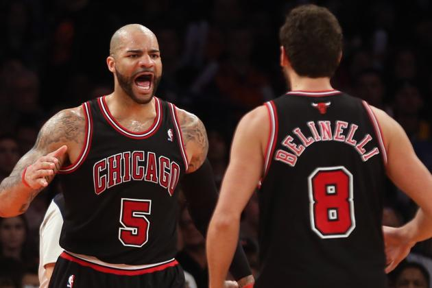 NBA Gamecast: Bulls vs. Raptors