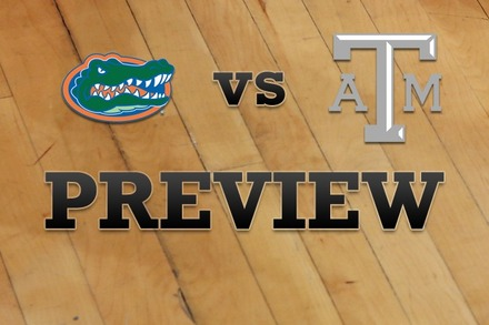 Florida vs. Texas A&M: Full Game Preview